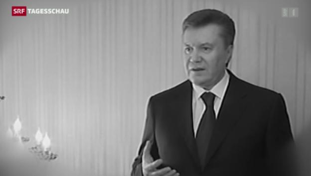 Video «Tagesschau vom 28.02.2014, 19:30» abspielen