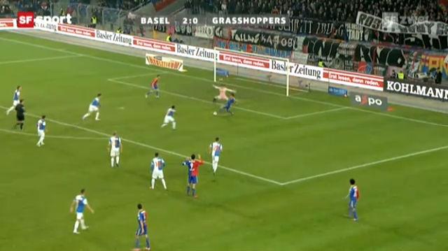 SL: Basel - Grasshoppers