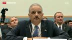 Video «Anhörung von US-Justizminister» abspielen