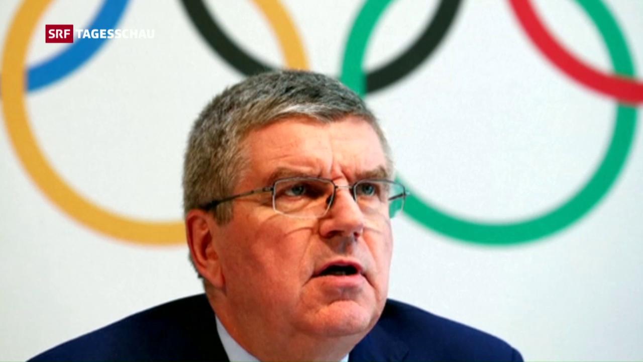 IOC schliesst Russland nicht aus