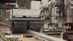 Video «Volle Auftragsbücher für MEM-Industrie» abspielen