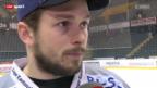 Video «Eishockey: Stimmen zu Bern - Zug» abspielen