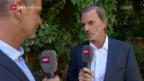 Video «Bürer und Günthardt über die Schweizer Chancen in Wimbledon» abspielen