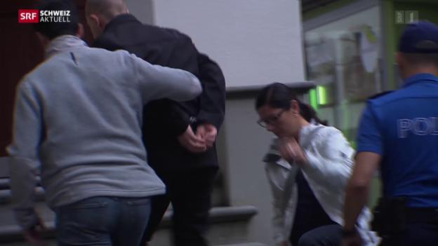 Video «Prozessstart zum Schattdorfer Tötungsdelikt» abspielen