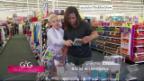Video «Mit Michelle Obama im Einkaufszentrum» abspielen