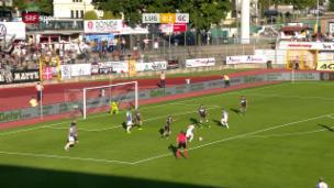 Video «Zusammenfassung GC - Lugano» abspielen