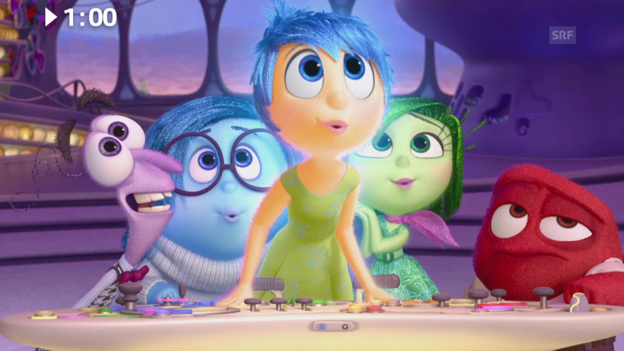 Filmstart diese Woche: «Inside Out»