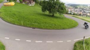 Video «Die schönsten Töfftouren der Schweiz» abspielen