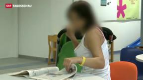Video «Sozialhilfe bleibt stabil» abspielen