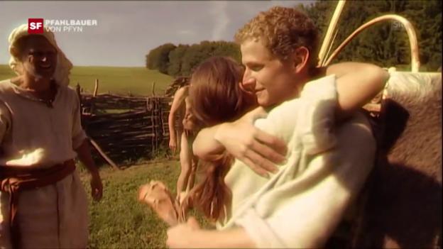 Video «Pfahlbauer von Pfyn (5/5)» abspielen