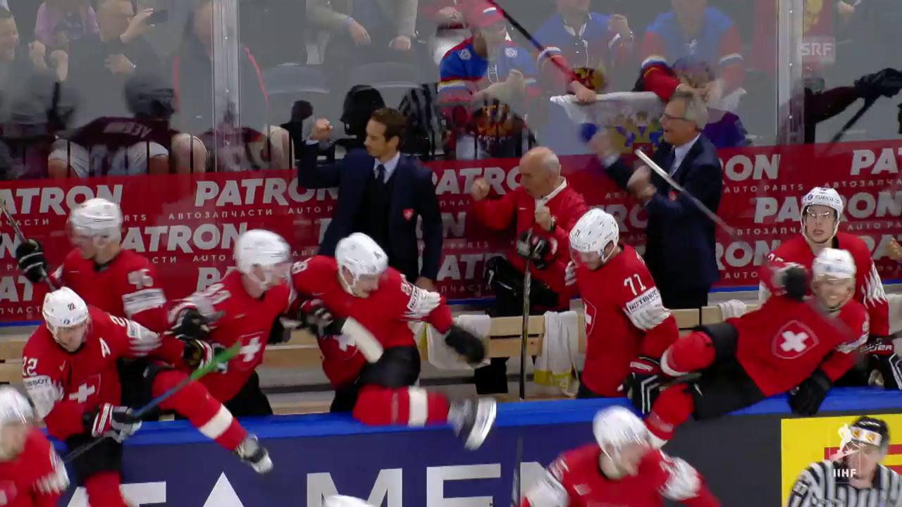 Die Hühnerhautmomente eines Eishockey-Märchens
