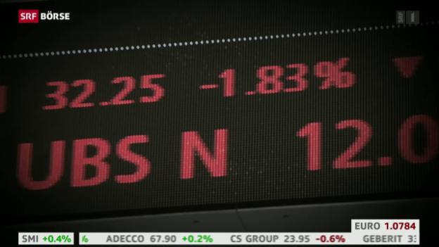 Video «SRF Börse vom 11.11.2015» abspielen