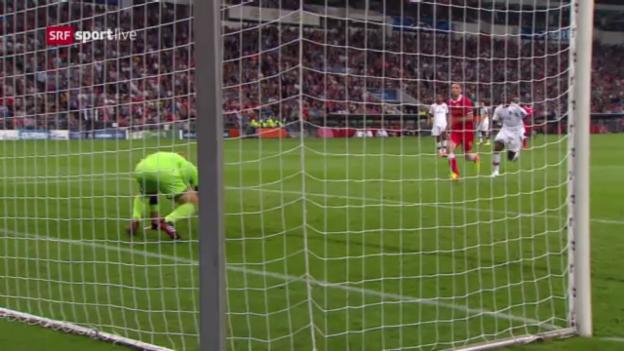Video «Eindhoven - Milan: Die Tore» abspielen