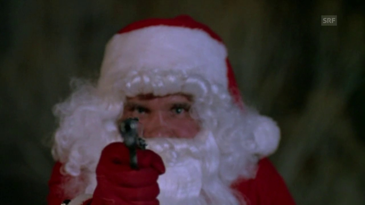 Die bösen Weihnachtsmänner