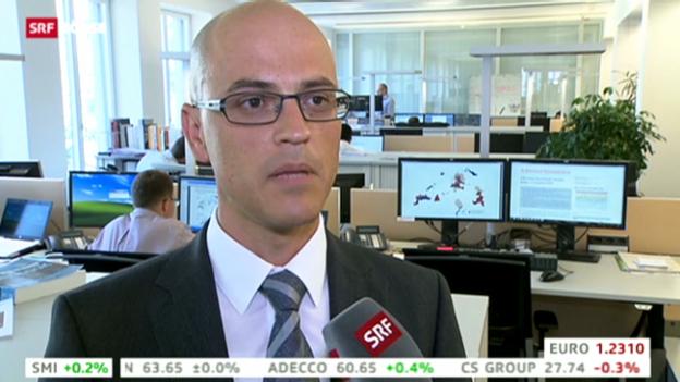 Video «SRF Börse vom 05.08.2013» abspielen