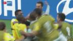 Video «WM 2014: Rückblick auf Brasilien - Chile» abspielen