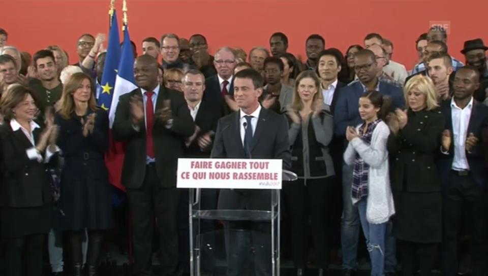 Manuel Valls: «Ja, ich werde kandidieren»