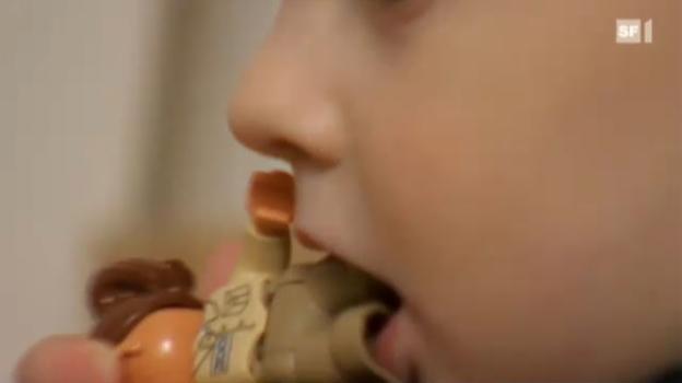 Video «Ab ins Spital!» abspielen