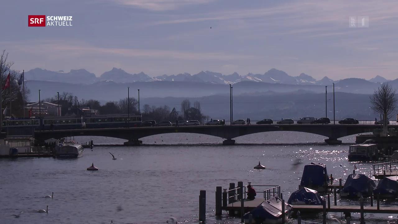 Wunschdestination Zürich
