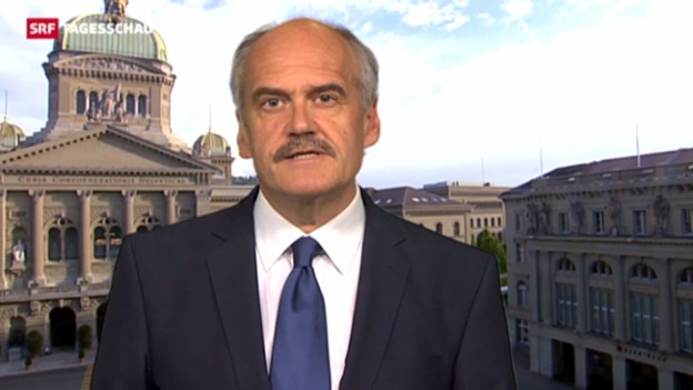 Video «Einschätzungen von SRF-Bundeshausredaktor Hanspeter Forster.» abspielen
