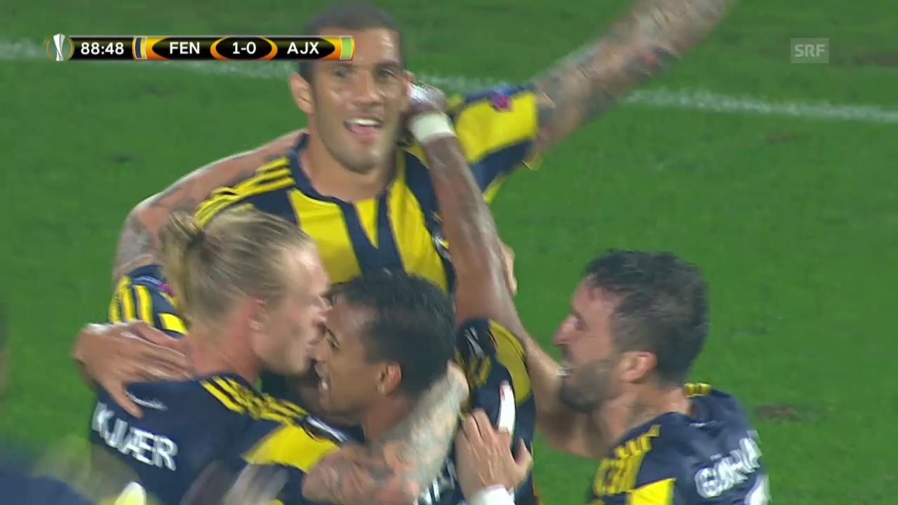 Fussball: Europa League: Die besten Szenen des 3. Spieltages