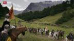 Video «700 Jahre Schlacht am Morgarten» abspielen