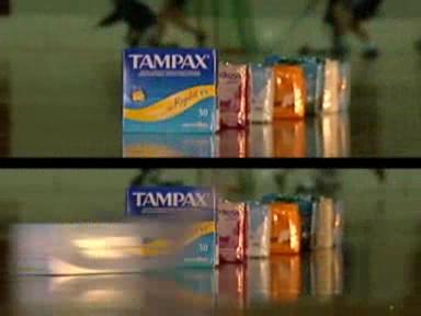 Tampons und Binden: Nicht alle halten dicht