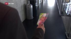 Video «FOKUS: 70 Franken - wie viel macht das aus?» abspielen