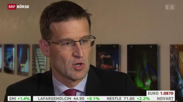 Video «SRF Börse vom 12.01.2016» abspielen