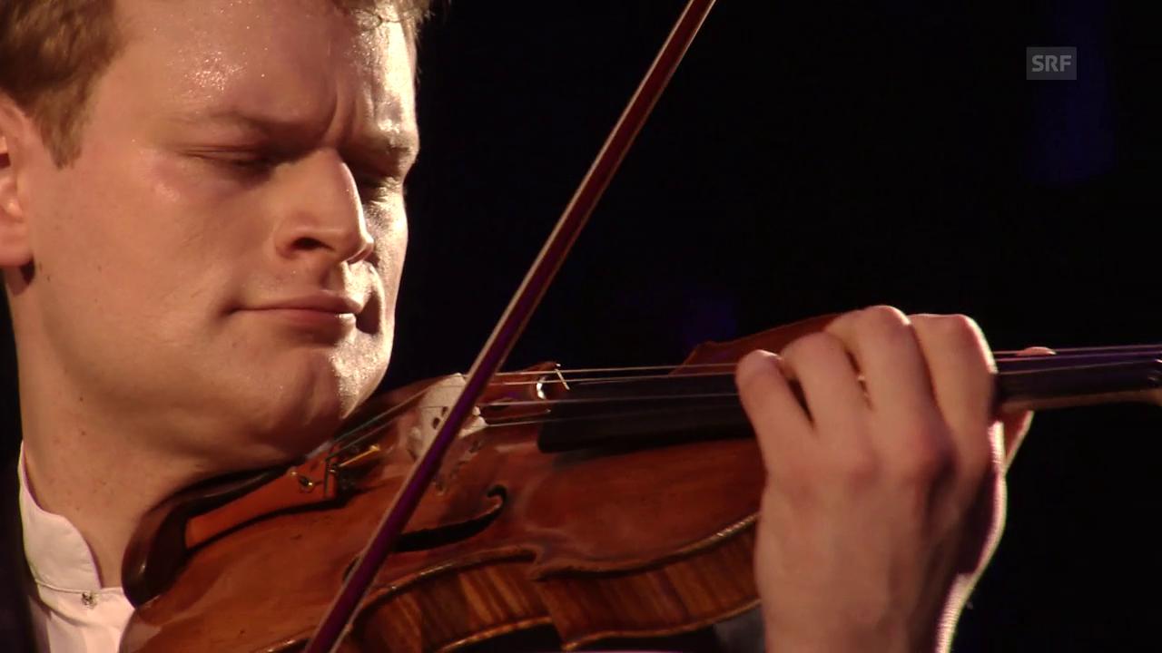 Sebastian Bohren spielt Strawinsky