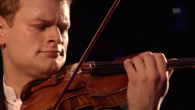 Video «Sebastian Bohren spielt Strawinsky» abspielen