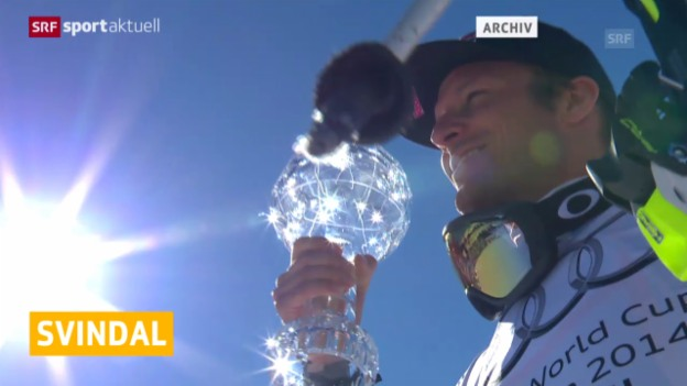 Video «Ski alpin: Norwegen nominiert Aksel Svindal für WM («sportaktuell»)» abspielen