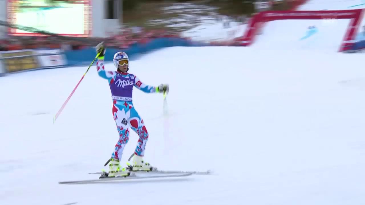 Ski: RS Adelboden, 2. Lauf Pinturault