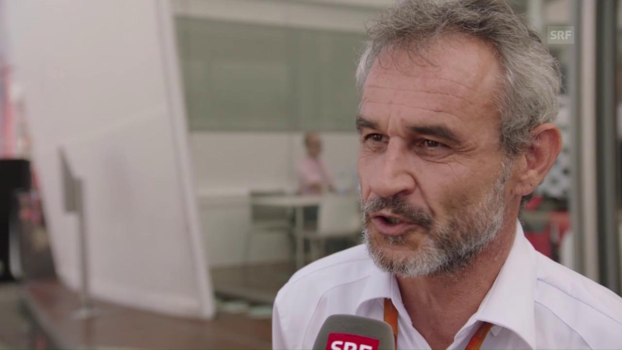 «Warm-up»: Die offene Zukunft des GP Deutschland