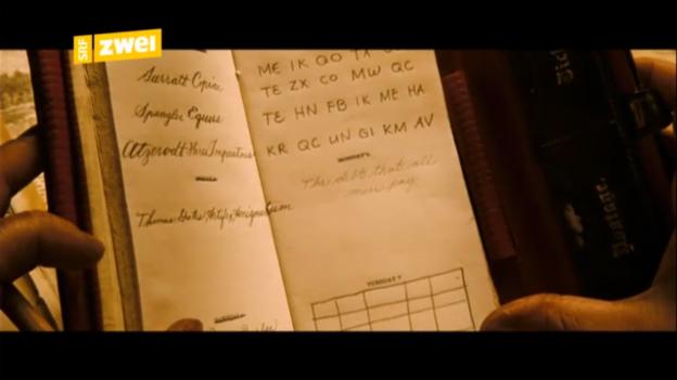 Video «Das Vermaechtnis des geheimen Buches vom 18.01.2013» abspielen