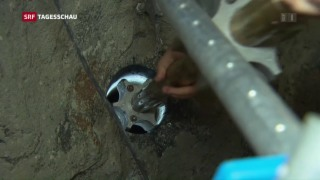 Video «Neuer Geothermie-Versuch am Grimsel» abspielen