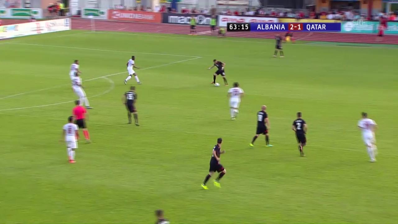Tore Albanien-Katar