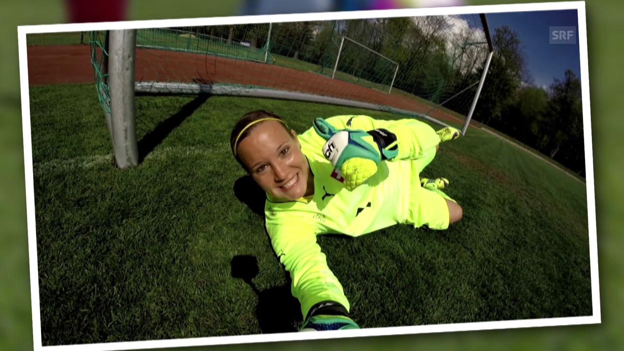 Fussball: Frauen WM 2015, Porträt Stenia Michel