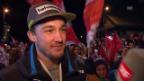 Video «Aerni: «Hätte nie erwartet, dass das so gross wird»» abspielen