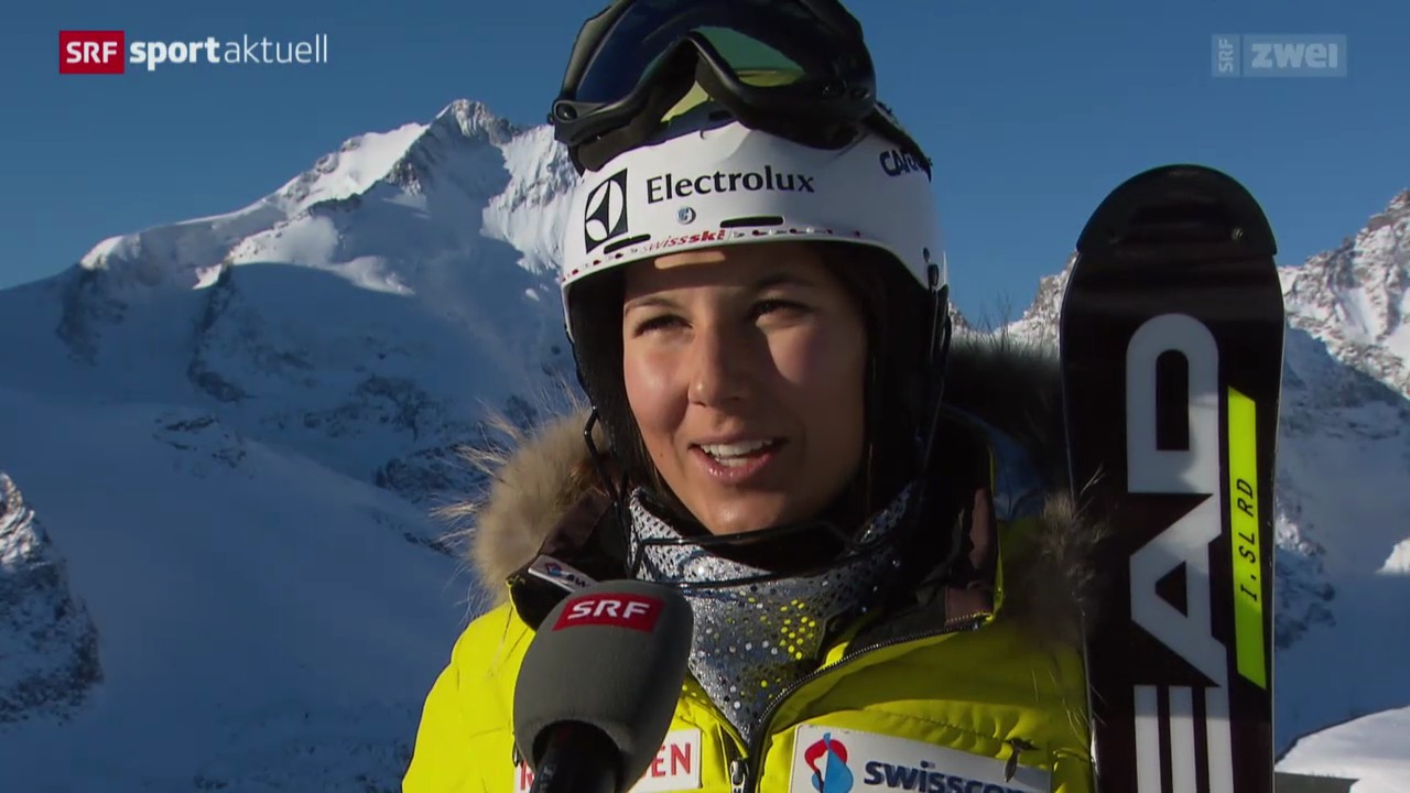 Ski alpin: Wendy Holdener vor dem Saisonstart