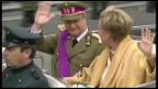 Video «König Albert II von Belgien: Vaterschaftsklage» abspielen