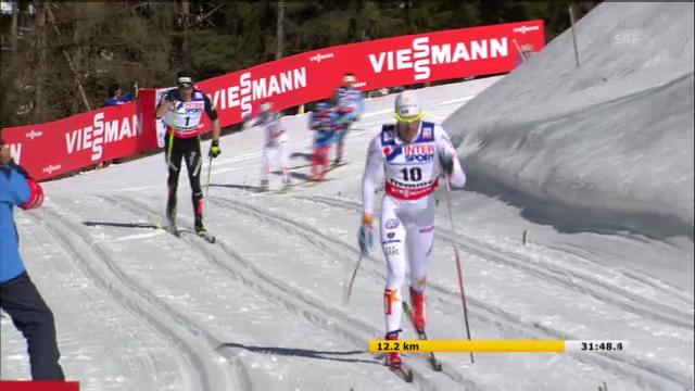 Langlauf: Zusammenfassung 50 km («sportlive»)
