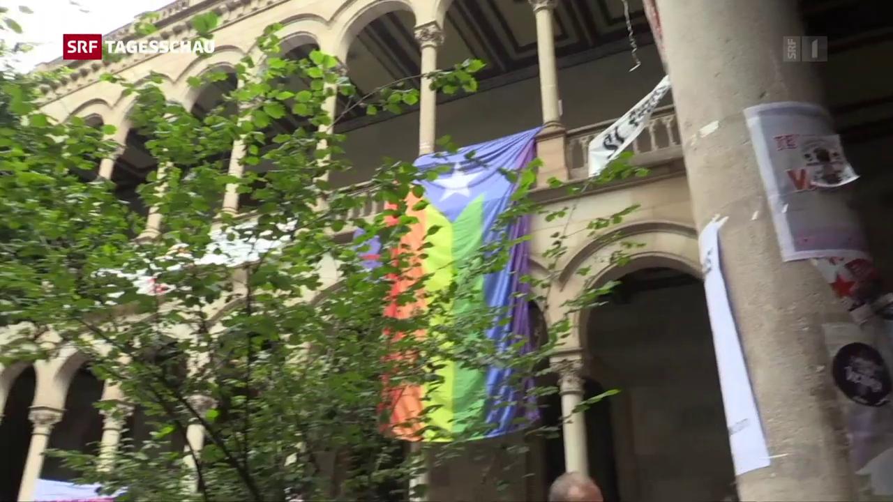 Katalonien vor der Abstimmung