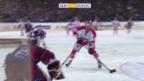 Video «Eishockey: Spengler Cup, Spielbericht Genf - ZSKA Moskau («sportlive» vom 28.12.2013)» abspielen