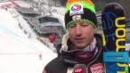 Video «Interviews mit Reichelt, Svindal und Paris» abspielen