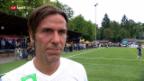 Video «Raphael Kehrli: «Die Stimmung war super»» abspielen