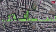 Link öffnet eine Lightbox. Video Grüne Farbe gegen jahrzehntelange blutige Konflikte abspielen
