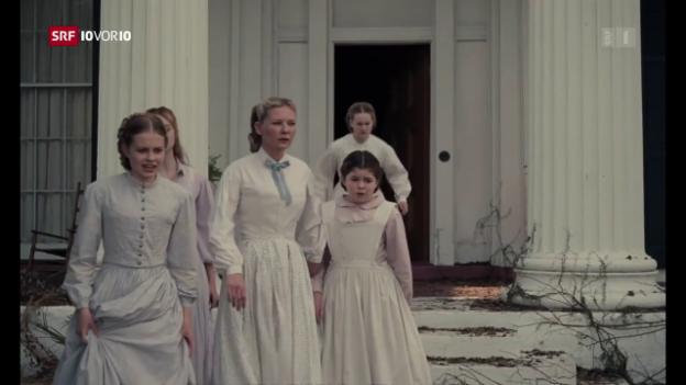 Video «Coppola in Cannes: «Die Verführten»» abspielen