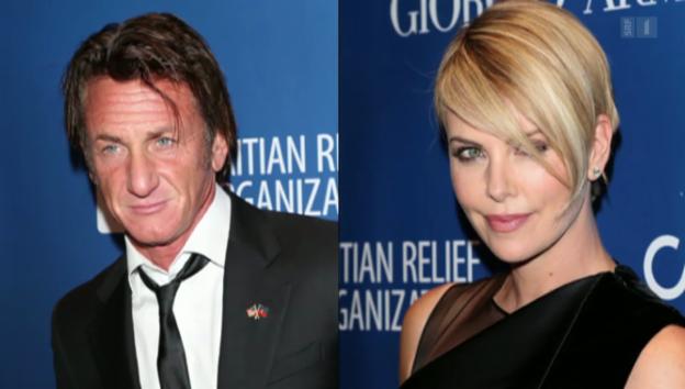 Video «Charlize Theron und Sean Penn» abspielen