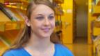 Video «Leichtathletik: Noemi Zbären vor der Heim-EM» abspielen